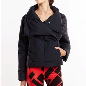 Lucy Hatha insulated wrap
